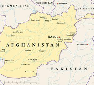 Установка BIOTAL в Афганистане