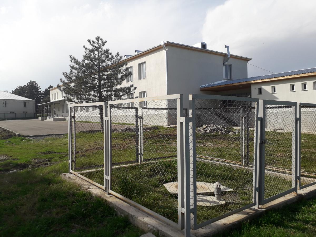 Тендер на каналізування шкіл Грузії
