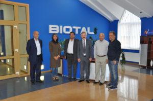 Naši společnost navštívila delegace z Íránu