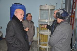 Caspian Ecology 2019 в Экспо Центре, Баку