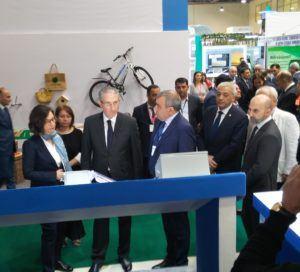выставка, азербайджан, очистка сточных вод, канализация, сточные воды, оборудование для очистки воды