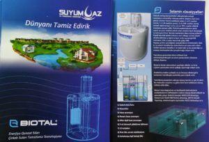 выставка, азербайджан, очистка сточных вод, канализация, сточные воды, установки биологической чистки сточных вод