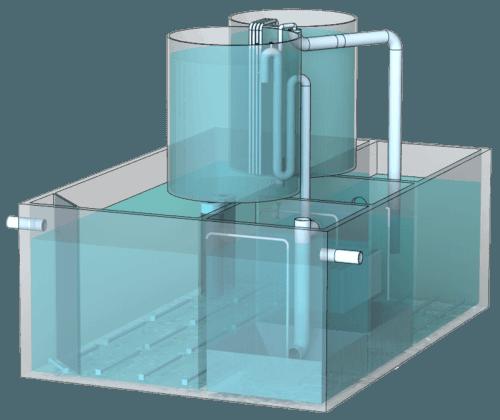 Blokové modulární nadzemní-pozemní instalace BMT