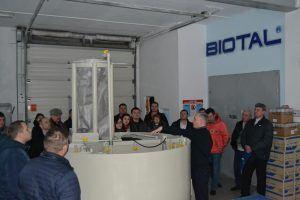 установка биологической очтськи сточных вод BIOTAL