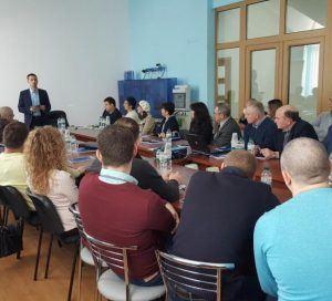 Každoroční pracovní setkání se zástupci BIOTAL