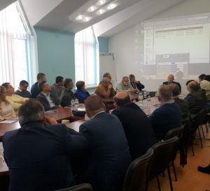 совещание представителей UKRBIOTAL