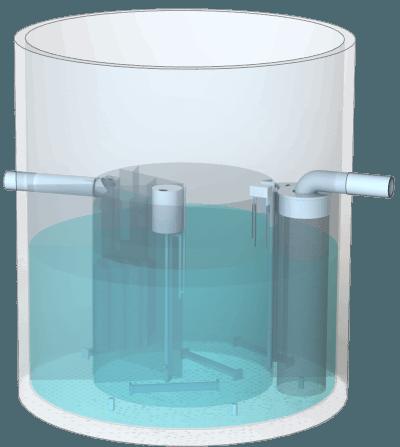 Моноблочні установки BIOTAL-MCW