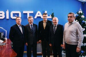 Щорічний семінар-нарада представників ТОВ «UKRBIOTAL»