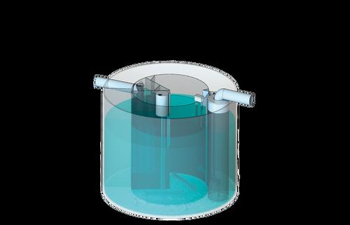 Моноблочні установки BIOTAL-MPW