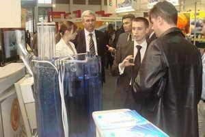 """ООО «BIOTAL BULGARIA», совместно с фирмой """"BIOTAL CZ s.r.o"""" представили на международной выставке «Wasser Berlin» (Германия) установку биологической очистки сточных вод «BIOTAL»"""